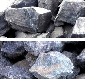 矿石原材料
