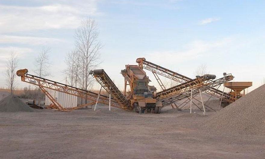 湖州鹅卵石制砂生产线