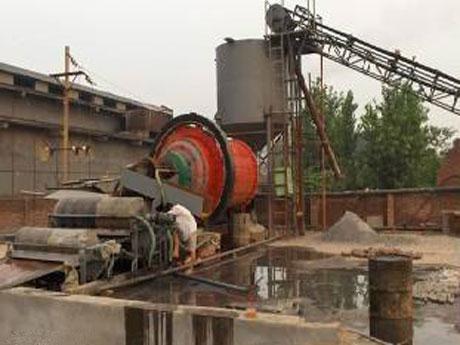 硫酸渣选矿设备