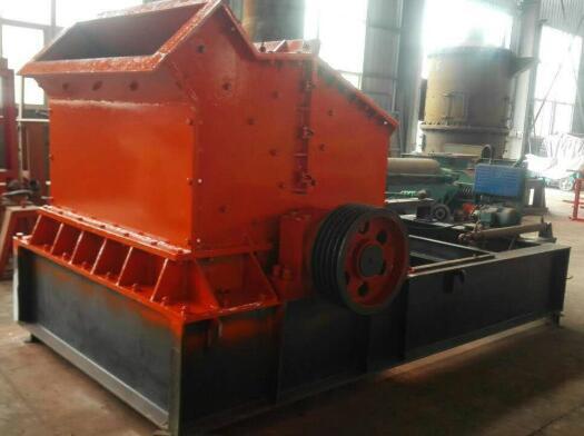 第六代制砂机实现了石打石和石打铁的自由转换